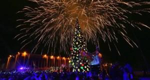 Артековцы поздравляют с Новым годом