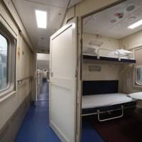 В Крым на поезде: как будут развлекать пассажиров в долгой дороге