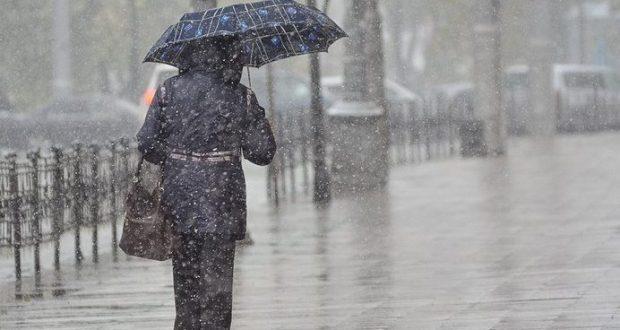 Тепла пока не ждём... Погода в Крыму