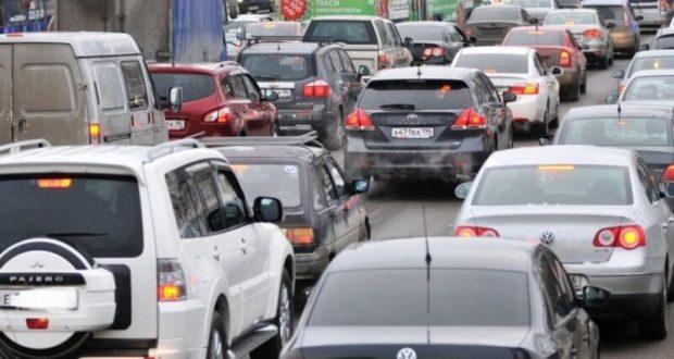 О пробках в Симферополе и перспективе открытия движения по мосту на улице Гагарина