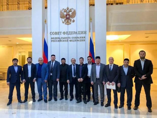 В Духовном управлении мусульман Крыма подвели итоги 2019 года