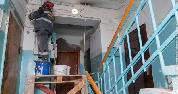 В Керчи прокуратура добилась проведения текущего ремонта многоквартирного дома