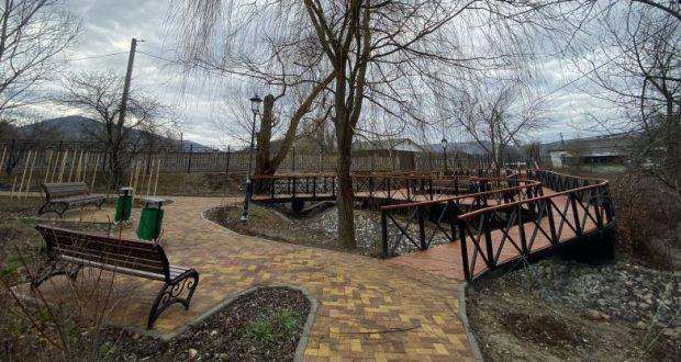 Правительство Севастополя отчиталось: сданы очередные три сквера