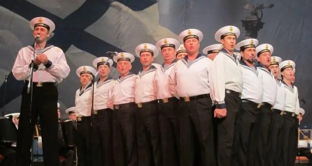 Ансамбль песни и пляски Черноморского флота впервые выступит с концертом в Индии
