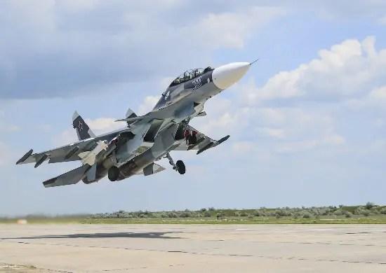«Воздушный бой» в небе над Крымом