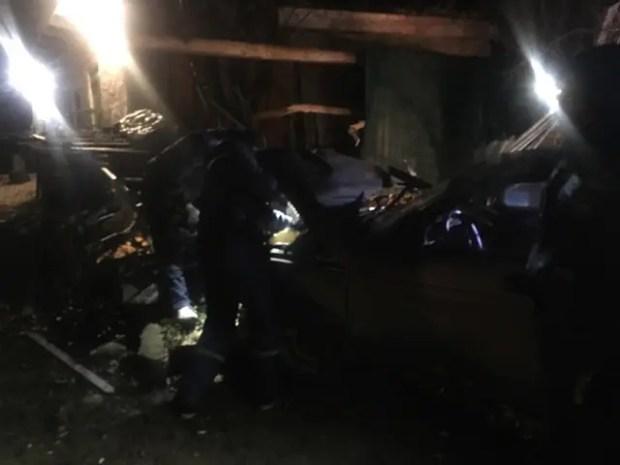 ДТП в Белогорском районе. Погибшего мужчину из авто доставали при помощи специнструмента