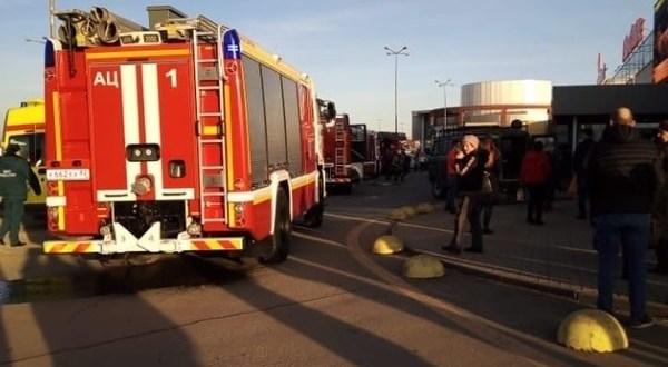 Угроза пожара в симферопольском ТЦ «Южная галерея» оперативно ликвидирована