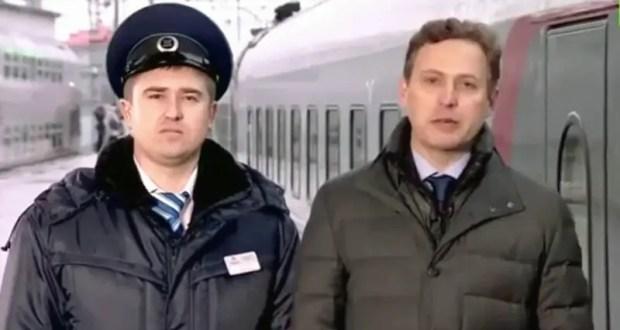 Начальник первого поезда в Крым чуть не опоздал… на свой поезд
