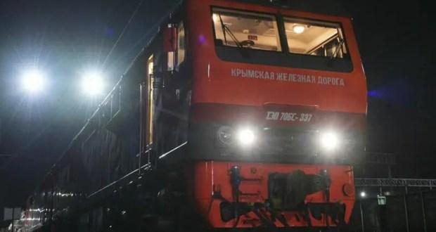 Прогноз: пассажиропоток по железной дороге в Крым составит около 15 млн. человек