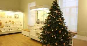 12 января Херсонесский музей подведет итоги конкурса на лучшую новогоднюю игрушку