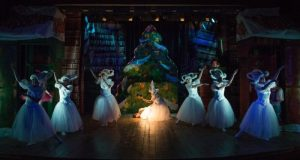 Премьера Крымского государственного театра юного зрителя – музыкальное шоу «Щелкунчик»