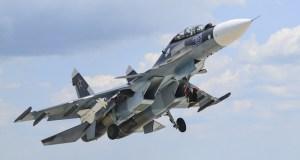 Истребители Черноморского флота в ходе учения обнаружили и уничтожили корабль условного противника