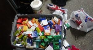 «Хитрый бизнес»: как через границу в Крым везут лекарства и табачные изделия