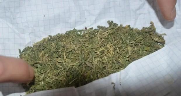 В Кировском районе задержали наркосбытчика. Попался на 8 гр марихуаны