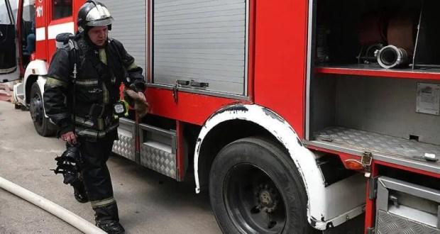 Пожар в Керчи - пострадал собственник дома