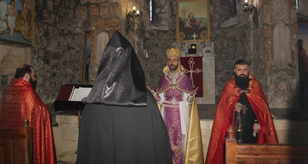 Армяне Феодосии отметили праздник Сурб Саркис