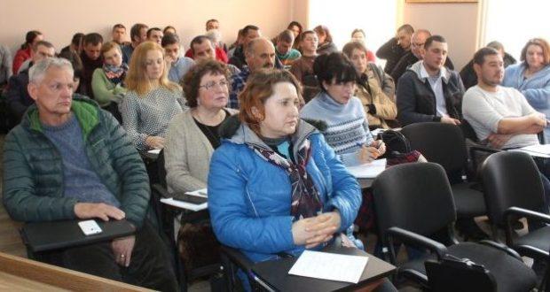 В Крыму обучают начинающих фермеров