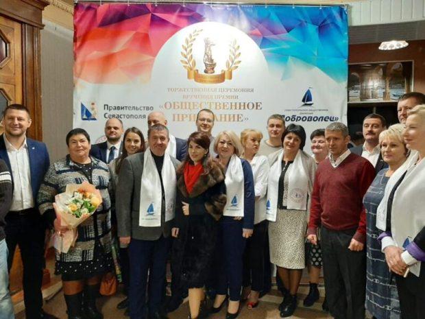 Год проекту «Политический лидер»: от Крыма и Севастополя его прошел один человек – лидер «Добровольца»