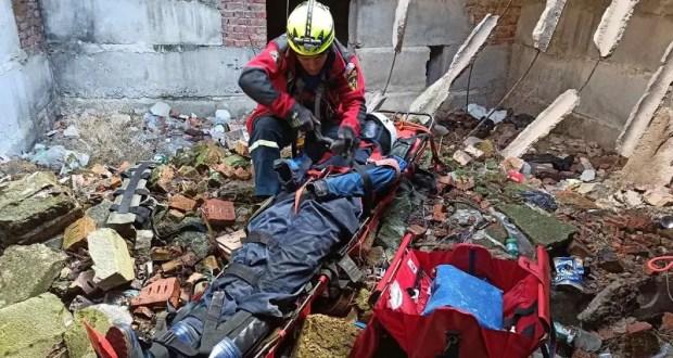 Тренировки ради жизни: «КРЫМ-СПАС» доставал «пострадавшего» из провала