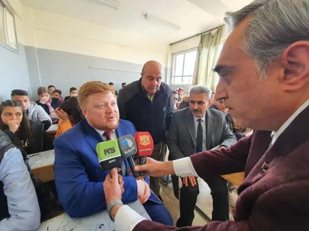 Весной в сирийском Тартусе СевГУ откроет представительства