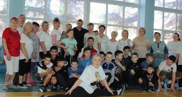 В проекте ОД «Доброволец» «Спорт без ограничений» встретились все поколения (от 7 до 80 лет)