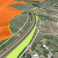 Дорога «Донское – Перевальное»: как она пройдет