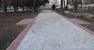 В Симферополе в 2020 году планируют благоустроить восемь общественных территорий