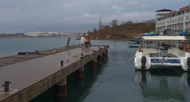 В Севастополе ГИМС проводит освидетельствование баз для стоянок маломерных судов