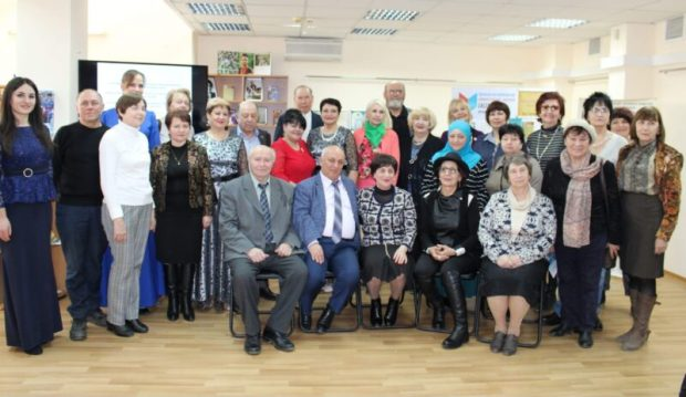 В Симферополе отметили День поэзии в рамках Дней культуры крымчаков