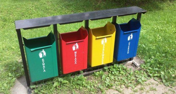 В Симферополе к раздельному сбору мусора планируют прийти к 2020 году