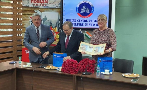 Крымская делегация - в Индии. О чем удалось договориться