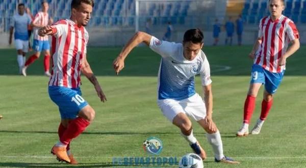 «Севастополь» и «Океан» откроют весеннюю часть чемпионата Премьер-лиги КФС