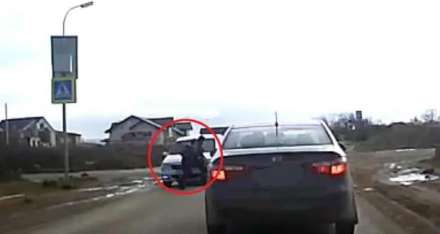 ДТП в Севастополе: детей сбили прямо на пешеходном переходе