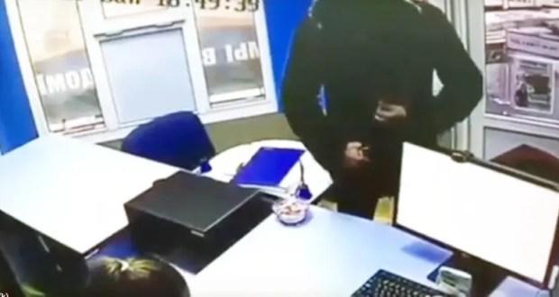 В Симферополе задержан подозреваемый в совершении ряда разбойных нападений на офисы микрозаймов