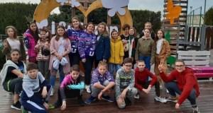 В детских лагерях Крыма стартовала весенняя смена