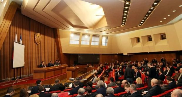Госсовет Крыма одобрил поправки к Конституции РФ