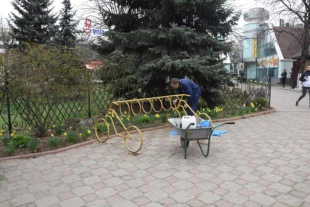 Субботник в Симферополе - 900 участников