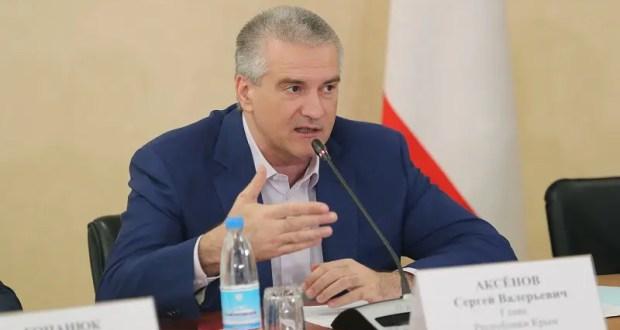 Сергей Аксёнов поручил обеспечить проверку здоровья всех прилетающих в аэропорт Симферополя