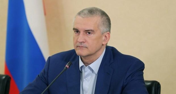 Сергей Аксёнов заявил об ужесточении мер ответственности за нарушение карантина по коронавирусу