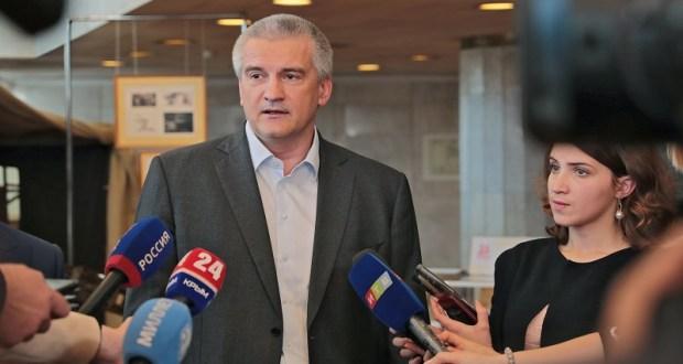 Глава Крыма прокомментировал предложенные крымскими депутатами изменения в 44-ФЗ
