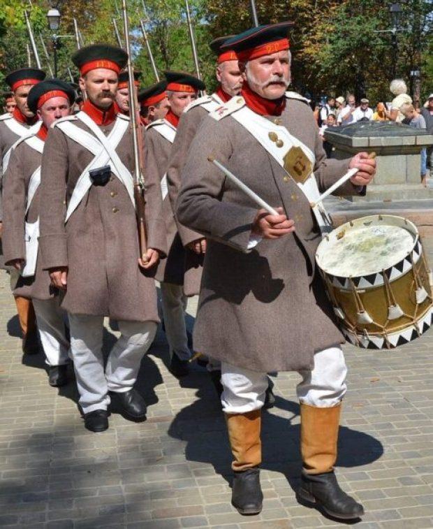 """11 апреля в Севастополе - Исторический фестиваль """"Пасха на бастионах"""""""