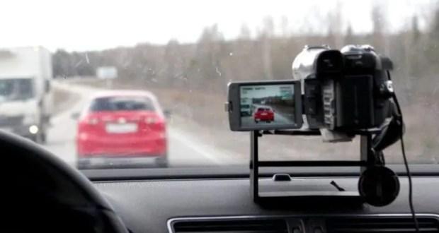 Госавтоинспекция Севастополя следят за дорожным движением методом «скрытого патрулирования»