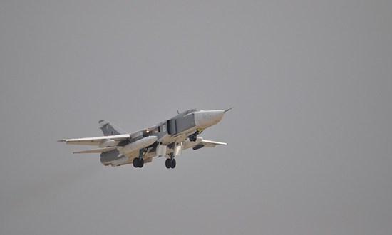 Морская авиация Черноморского флота проводит лётное тактическое учение с выполнением боевых упражнений