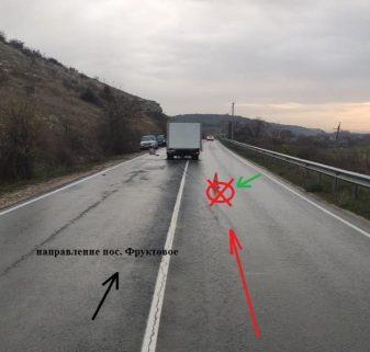 ДТП в Севастополе: пешеход скончался на месте происшествия