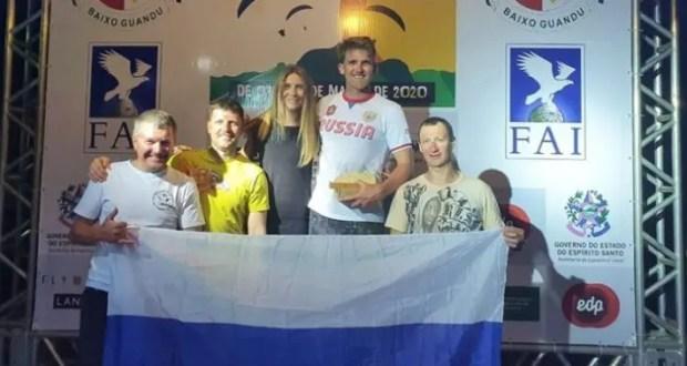 Симферополец Глеб Сухоцкий - победитель Панамериканского чемпионата по парапланеризму