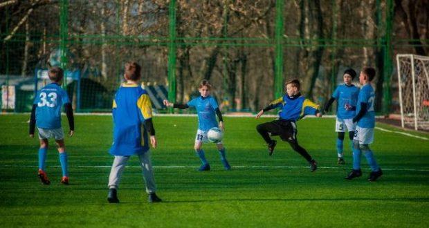 В Севастополе - детский футбольный турнир «Кожаный мяч»-2020
