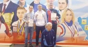 Сергей Бейлин из Симферополя взял две медали чемпионата России по лёгкой атлетике среди ветеранов