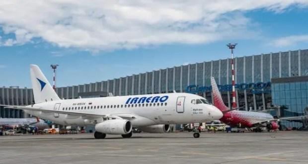 Авиакомпания «ИрАэро» весной начнёт полёты из Симферополя в семь городов России
