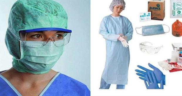 У крымских медиков есть необходимые средства индивидуальной защиты