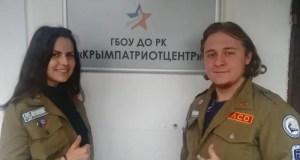 Бойцы студенческих отрядов Республики Крым призывают объединяться и помогать нуждающимся